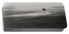 Early Morning On The Tagus Portable Battery Charger