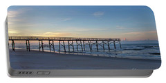 Early Morning Pier Portable Battery Charger