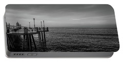 Early Morning Redondo By Mike-hope Portable Battery Charger