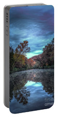 Early Morning Reflection Portable Battery Charger