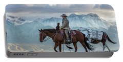 Early October Hunt Wild West Photography Art By Kaylyn Franks Portable Battery Charger