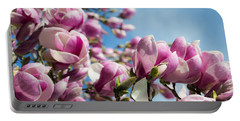 Early Spring Magnolia Portable Battery Charger