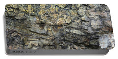 Portable Battery Charger featuring the photograph Earth Memories - Stone # 6 by Ed Hall