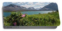 East Glacier National Park Portable Battery Charger