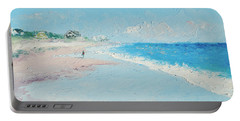 East Hampton Beach Portable Battery Charger