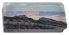 Portable Battery Charger featuring the photograph East Kaibab Monocline by Gaelyn Olmsted