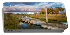 East Moriches Reflections Portable Battery Charger