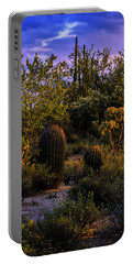 East Of Sunset V40 Portable Battery Charger by Mark Myhaver