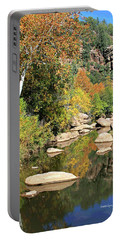 East Verde Fall Crossing Portable Battery Charger