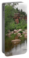 East Verde Spring Crossing Portable Battery Charger