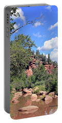 East Verde Summer Crossing Portable Battery Charger