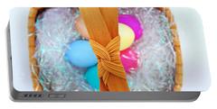 Easter Basket Portable Battery Charger