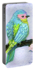 Easter Bird Portable Battery Charger
