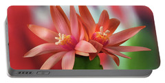 Easter Cactus Portable Battery Charger