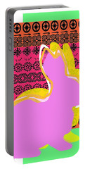 Easter Greetings Portable Battery Charger