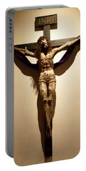 Easter  Portable Battery Charger by Joseph Frank Baraba