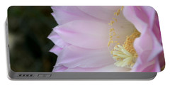 Easter Lily Cactus West Portable Battery Charger