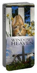 Easter Week Windows From Heaven Portable Battery Charger
