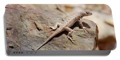 Eastern Fence Lizard, Sceloporus Undulatus Portable Battery Charger