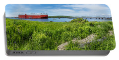 Eastern Passage Portable Battery Charger by Ken Morris
