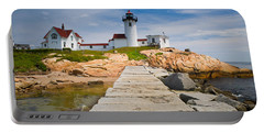 Eastern Point Lighthouse Portable Battery Charger