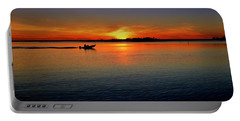 Easy Sunday Sunset Portable Battery Charger