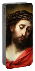 Ecce Homo, Or Suffering Christ Portable Battery Charger