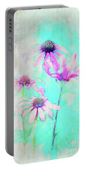 Echinacea - A21t25 Portable Battery Charger