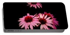 Echinacea Pop Portable Battery Charger