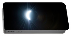 Eclipse Before Totality Portable Battery Charger