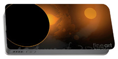 Eclipse Of 2017 W Portable Battery Charger