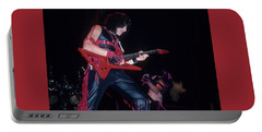 Eddie Ojeda Of Twisted Sister Portable Battery Charger