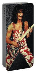 Eddie Van Halen Portable Battery Charger