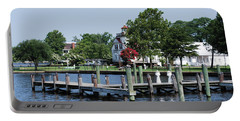 Edenton Waterfront Portable Battery Charger