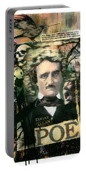 Edgar Allan Poe Portable Battery Charger