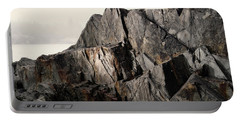 Portable Battery Charger featuring the photograph Edge Of Pukaskwa by Doug Gibbons