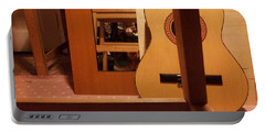 Edgeworth Acoustic Guitar Portable Battery Charger