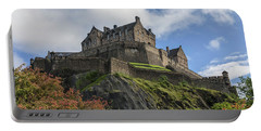 Edinburgh - Scotland Portable Battery Charger