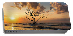 Edisto Island Sunrise I Portable Battery Charger