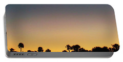 Edisto Sunset Portable Battery Charger