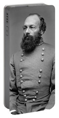 Edmund Kirby Smith - Confederate Officer Portable Battery Charger