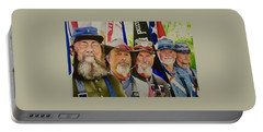 Edmund Ruffin Color Guard Portable Battery Charger