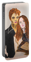 Edward And Bella Portable Battery Charger