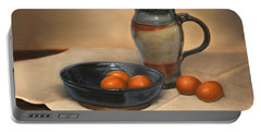 Eggs And Pitcher Portable Battery Charger