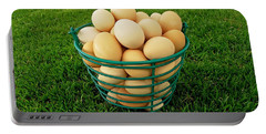 Eggs In A Basket Portable Battery Charger