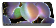Eggs In A Fractal Mood Portable Battery Charger