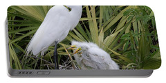Egret Nest Portable Battery Charger