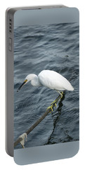 Egret On The Munch Portable Battery Charger