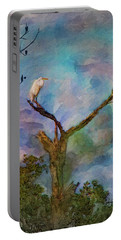 Egret Tree Portable Battery Charger
