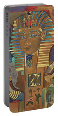 Egyptian Man Portable Battery Charger